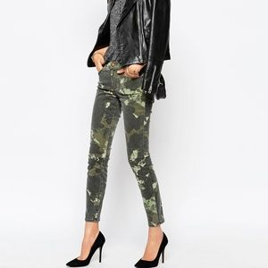 "Current Elliot ""The Stiletto"" Skinny Jeans"